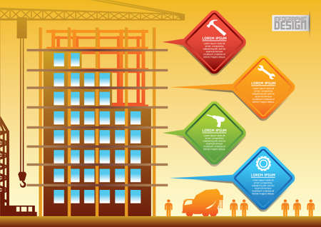 construction: Construction infographic