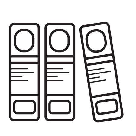 registros contables: Archivos  Vectores
