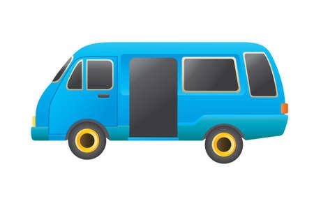 four wheeler: Van