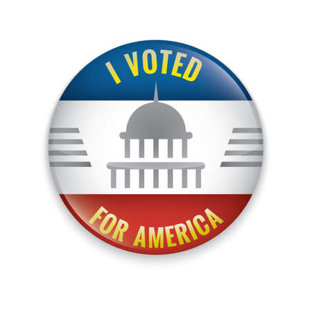 vote: Vote badge