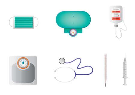 spital ger�te: Die Krankenausr�stung