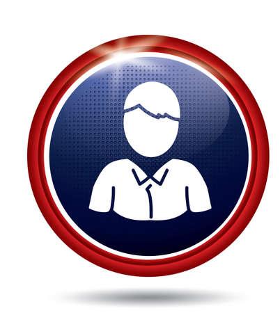 individuals: Man icon