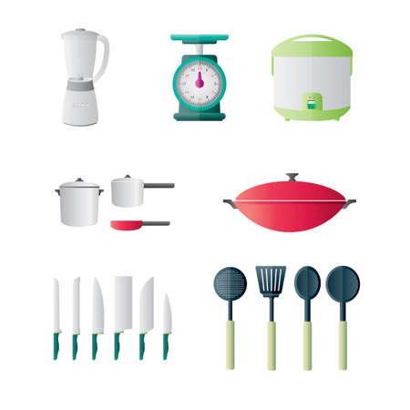 keuken: Kitchen equipment