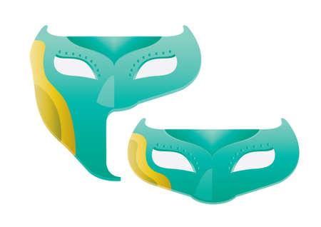 masque: Mask Illustration