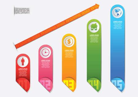 üzlet: Business infographic