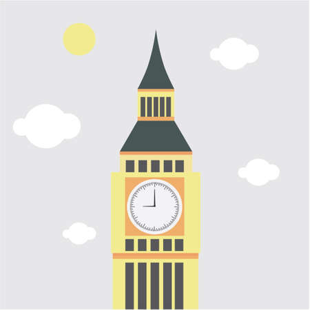 bigben: Clock tower