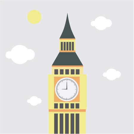 bigben: Clock tower