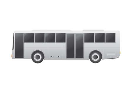 four wheeler: Bus