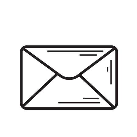 basic letters: Envelope