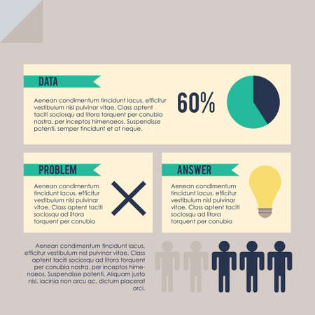 the template: Infographic template