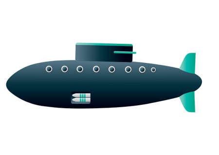 submarino: Submarino Vectores