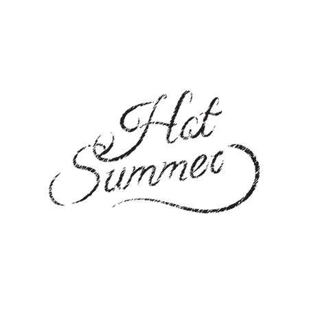hot summer: Hot summer