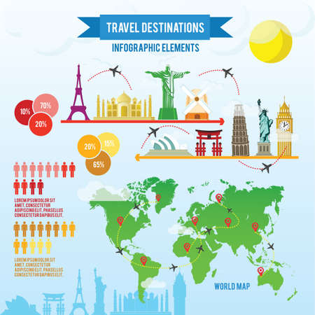 infograph: Travelling infograph