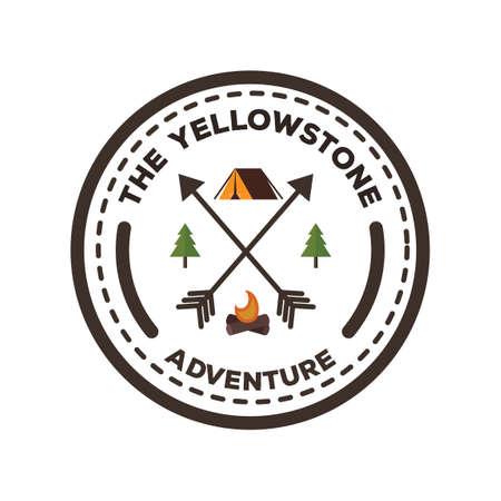 yellowstone: Yellowstone label