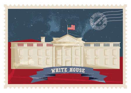 white house: White house poster