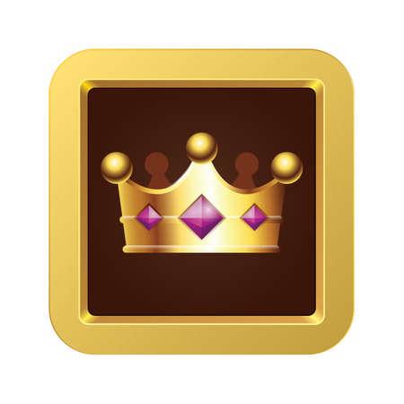 honour: Crown Illustration