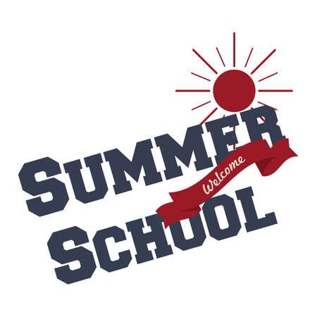 summer school: Summer school welcome text