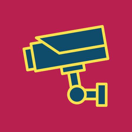 observing: Surveillance camera
