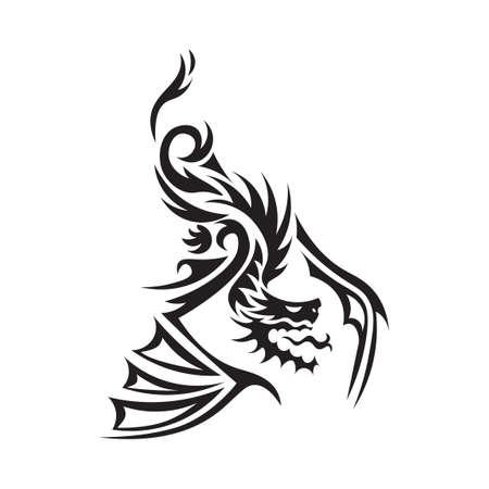 tatuaje dragon: Drag�n del tatuaje