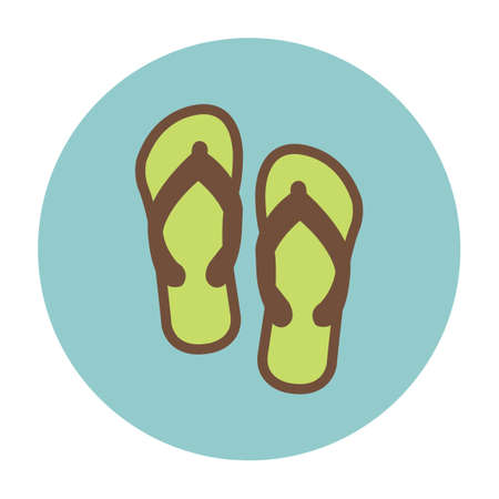 sandals: Beach sandals