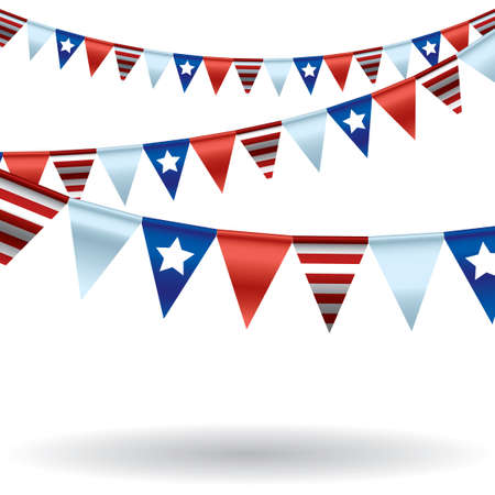 bunting flags: Bunting flags
