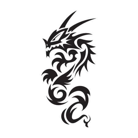 dragon tattoo: Dragon tattoo