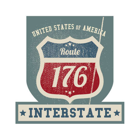 interstate: Interstate route 176 label