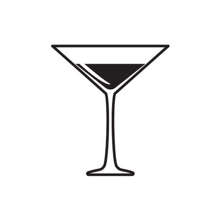 lightweight: Martini glass