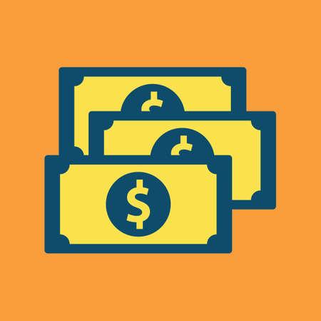 dollar bills: Dollar bills