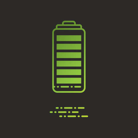 polarity: Battery
