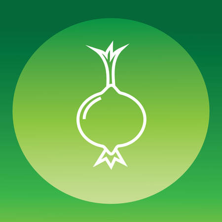 sprouting: Onion
