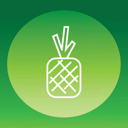 basic food: Pineapple