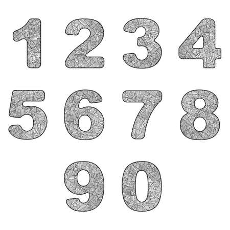 numerical value: Set of numbers