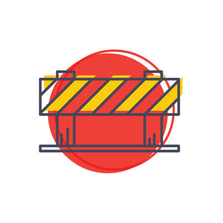 barricade: Barricade icon