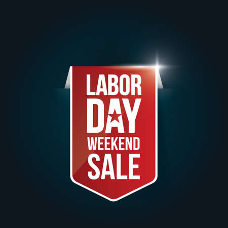 labor day: Labor day weekend sale banner