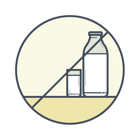 avoid: Lactose-free icon