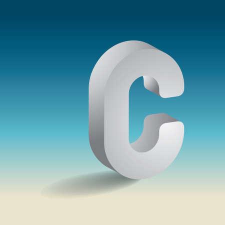 consonant: Alphabet C