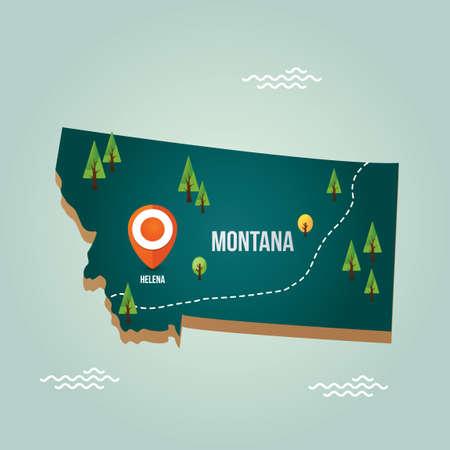 163 Helena Montana Stock Illustrations, Cliparts And Royalty Free ...