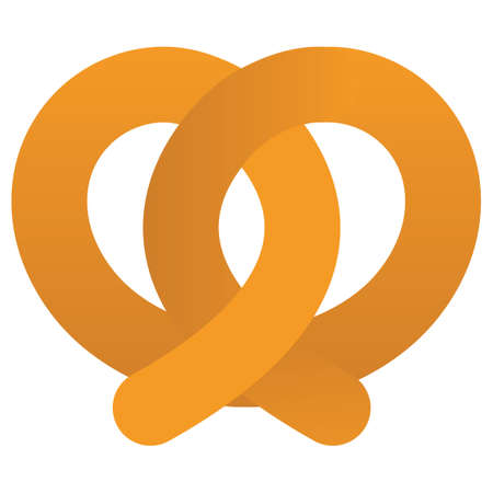 pretzel: Pretzel Illustration