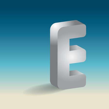 vowel: Alphabet E