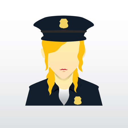 female police: Female police officer
