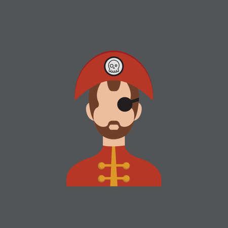 freebooter: Pirate Illustration