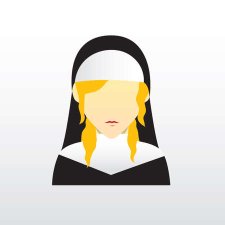 religious habit: Nun