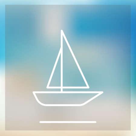 ship icon: Ship icon