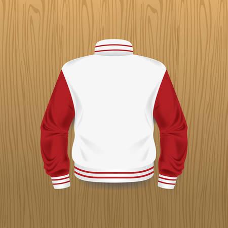 backview: Jacket