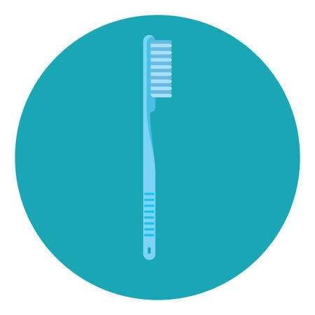 cleanliness: Toothbrush Illustration