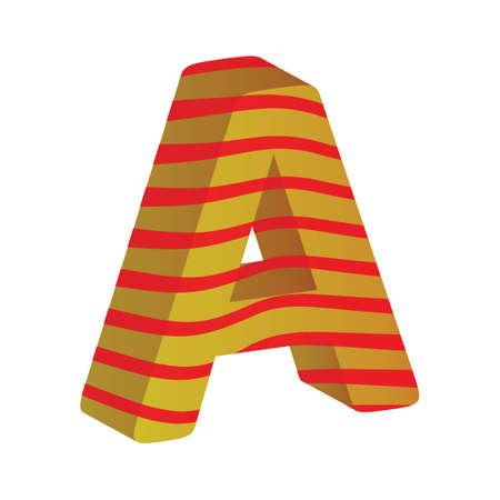 vowel: Alphabet A