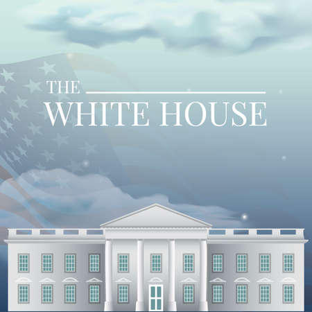 white house: The white house building