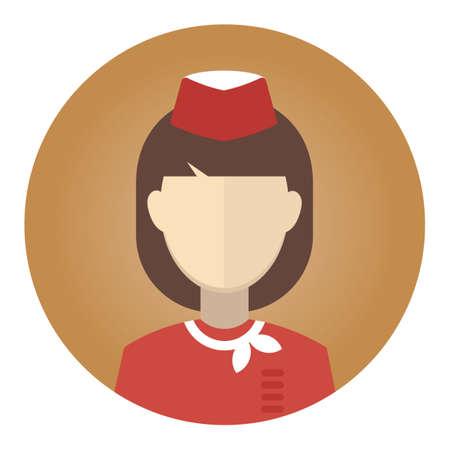 hotesse de l air: H�tesse de l'air