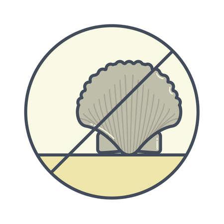 avoid: Shell free icon